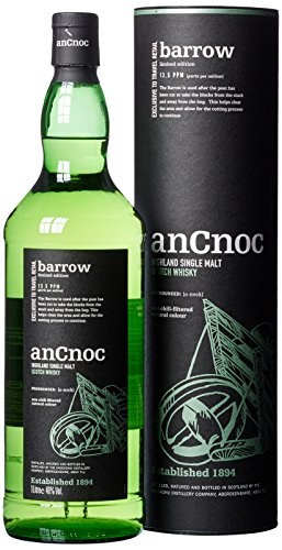An Cnoc Barrow Limited Editon 13,5 ppm mit Geschenkverpackung (1 x 1 l)