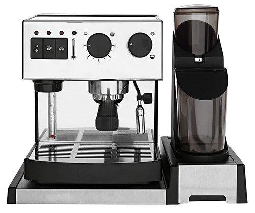 SEG162A Briel espresso con café molino de 40 x 31 x 31 cm