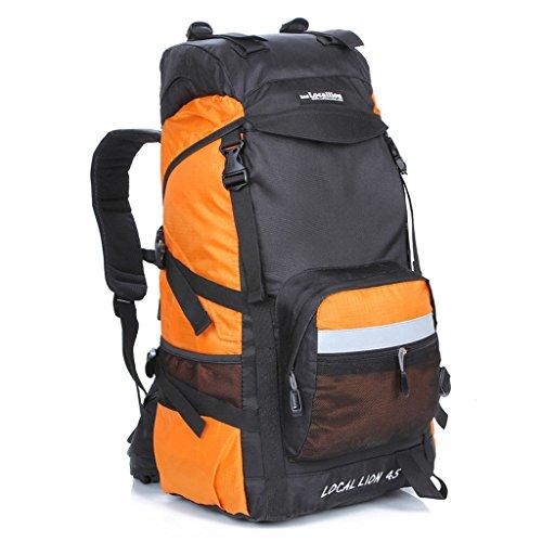 Outdoor sac bandoulière randonnée sac à dos 45L Couleurs disponibles Unisexe