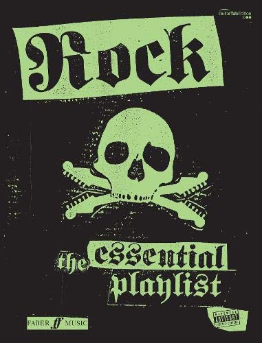 The Essential Rock Playlist (Guitar tab songbook)