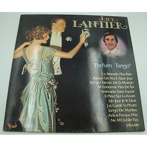 JACK LANTIER parfum tango LP 1982 Vogue - Tango de Marilou/Jalousie