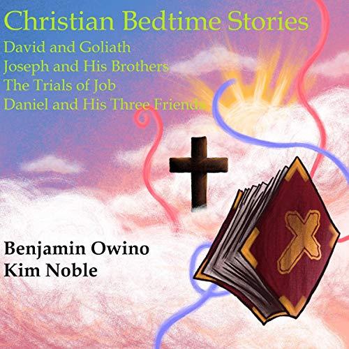 Christian Bedtime Stories Titelbild