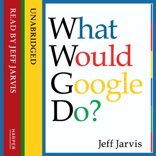What Would Google Do? cover art