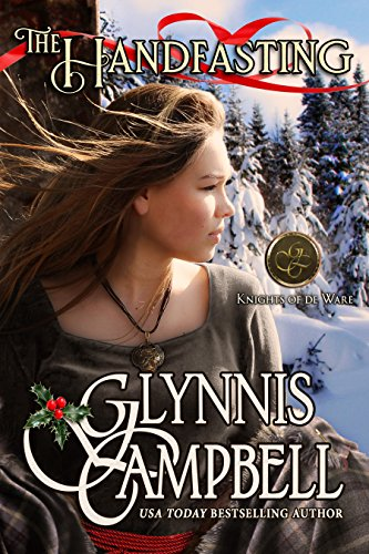 The Handfasting (The Knights of de Ware Book 0) by [Glynnis Campbell]