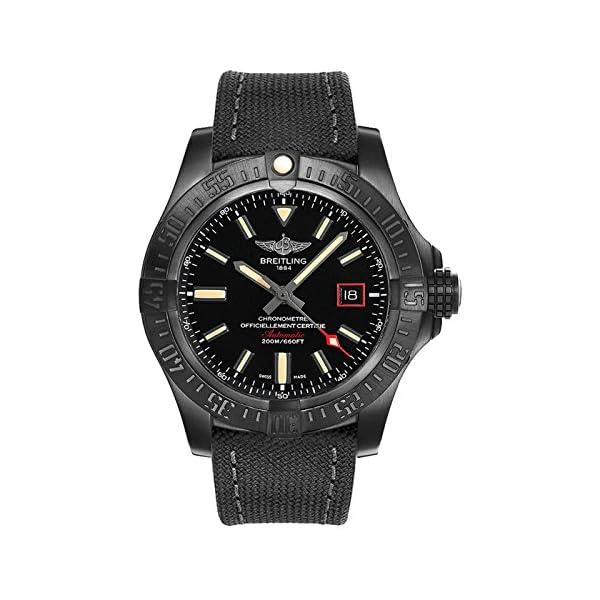 Breitling Watches Breitling Avenger Blackbird 44 V1731110/BD74-109W