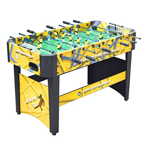 Buy Bargain JKLL Foosball Table, Soccer Game for Kids and Adults with Ergonomic Handles, Analog Scor...