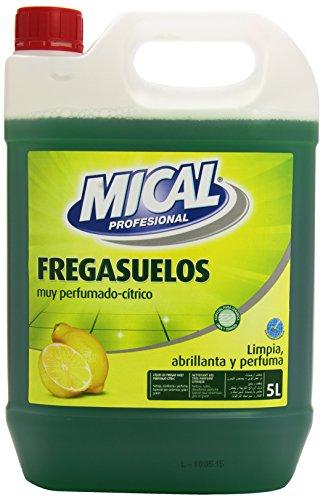 Mical Profesional - Fregasuelos - Perfumado cítrico - 5 l