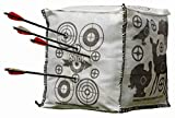 Shot Stoppa - Cubo con diana para tiro con arco