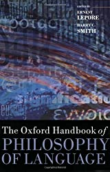The Oxford Handbook of Philosophy of Language Book Cover