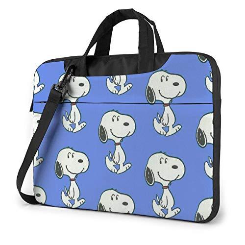 15.6 ″ Viaje de Negocios SNO-opy Laptop Notebook PC Maletín Hombro Messenger Bag Funda de la Caja