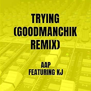 Trying (GoodManchik Remix)