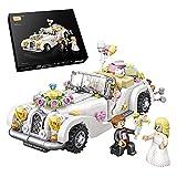 LOZ Mini Block 1119 Love Luxury Wedding Car