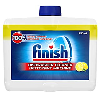 Finish Dual Action Dishwasher Cleaner, Lemon, 250 ml, Fight Grease & Limescale (B00HIYSNGY) | Amazon price tracker / tracking, Amazon price history charts, Amazon price watches, Amazon price drop alerts