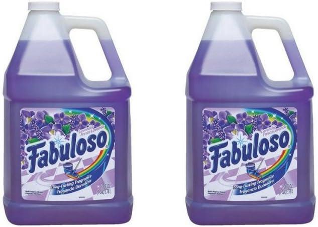 Fabuloso Lavender 授与 Multi-Purpose Cleaner oz 2 至高 fl 128