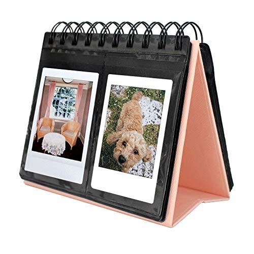 LCluckyml - Álbum de fotos Polaroid para Instax Mini 25 26 70 7s 90 / Polaroid Snap/Snap Touch / Z2300 / SocialMatic Instant cámaras