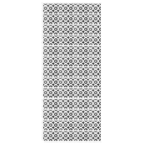 ZDDBD Pegatinas De Escalera Autoadhesivos 3D Vinilo Impermeable Pegatinas De Pared Adhesivos Etiquetas Pegatinas De Baldosas DIY 18 * 100Cm * 13Pcs- Patrón-07