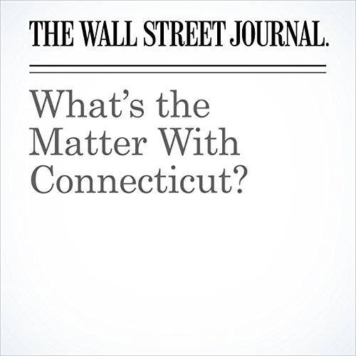 What's the Matter With Connecticut? copertina