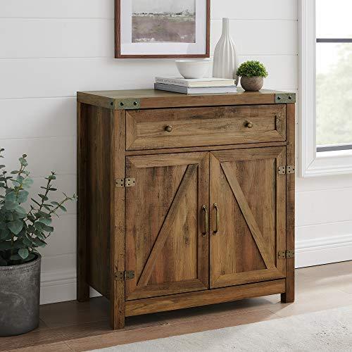 Walker Edison Cass Modern Farmhouse Cabinet Only $146.98 (Retail $429.00)