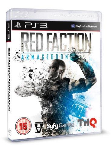 Red Faction Armageddon (PS3) [Importación inglesa]