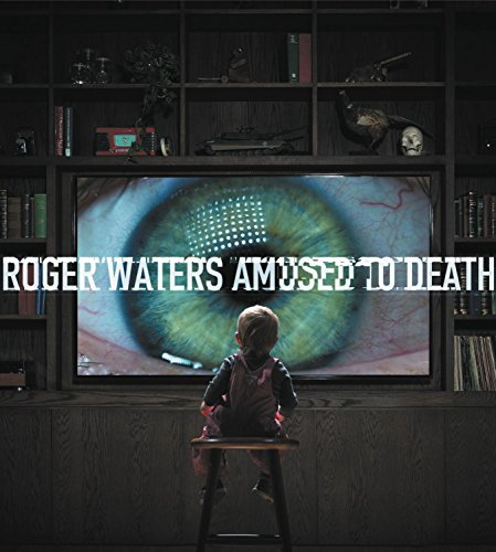 Amused To Death (1 CD + 1 Blu-Ray Disc)