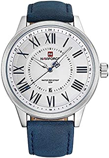 Naviforce Casual Watch For Men Analog Leather - NF9126