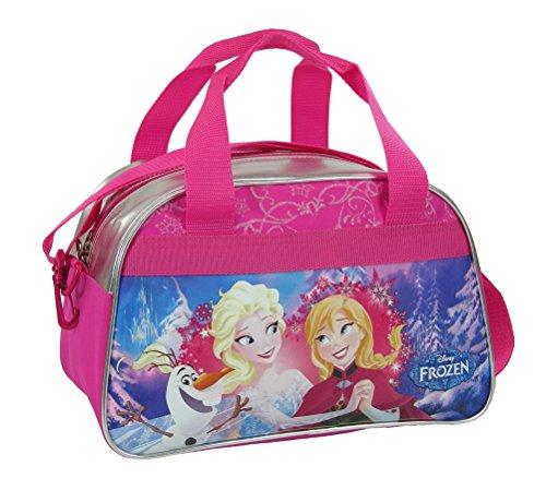 Frozen Die Eiskönigin Kinder Sporttasche ca. 34 cm Sport Tasche Reisetasche Tragetasche DF