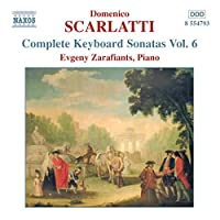 Keyboard Sonatas 6
