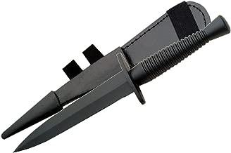 SZCO Supplies Commando Knife, Black
