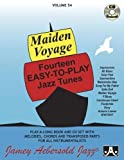 Maiden Voyage Volume 54 (Play- A-long, Volume 54)
