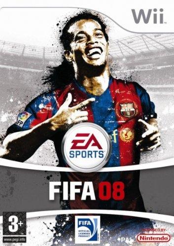 FIFA 08 [Importación italiana]