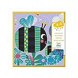 Djeco DJ09092 Grattoir 3-6 Ans Multicolore