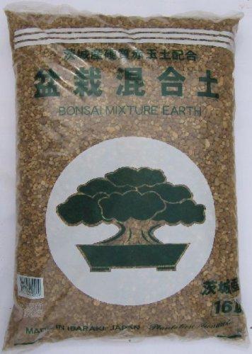 盆栽 混合 土 15L/約10kg 【極小粒】
