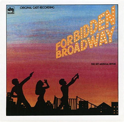 Forbidden Broadway Cast