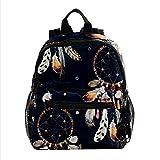 ColorMu Mini sac à dos pour ordinateur portable pour femme Capteur de...