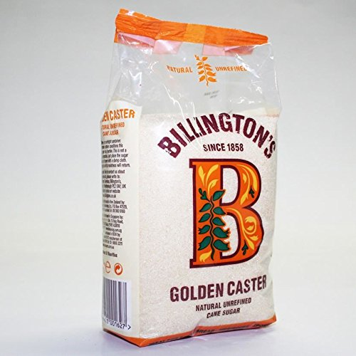 Billingtons | Sugar - Golden Caster | 9 x 1kg