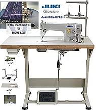 Juki DDL-8700-H Industrial Straight Stitch Sewing Machine, K.D table & Servo Motor DIY