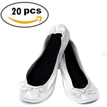 Bailarinas para boda color oro enlatada - Pack de 12 unidades: Amazon.es: Hogar