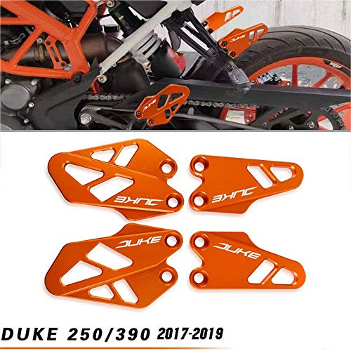 Duke Motocicleta CNC Aluminio Protector de la Cubierta