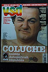 VSD 947 Coluche cover + 8 p. - Patrick Sébastien - Drag King - 1995 10