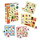 Diset- Juguete educativos Loto Photo Fruits (68943)