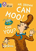 Mr. Brown Can Moo! Can You?: Band 04/Blue (Collins Big Cat)