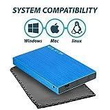 Zoom IMG-1 storite hard disk esterno portatile