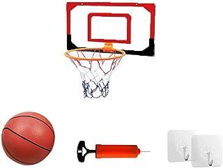 Wall أطفال داخلي كرة السلة هوب تلعب مجموعة كرة السلة هوب مصغرة كرة السلة طارة صغيرة كرة السلة طارة الباب Basketball Hoop