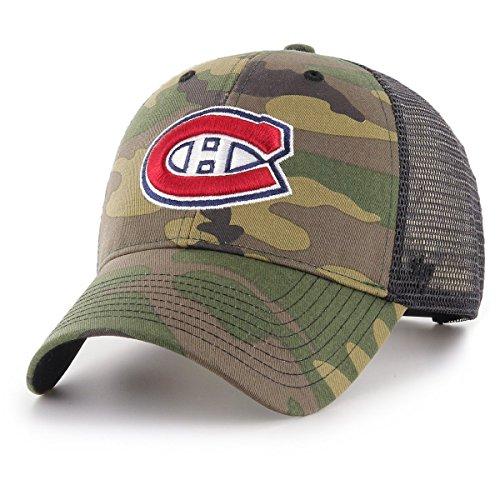 47 Brand Snapback Cap – Branson Montreal Canadiens Camo