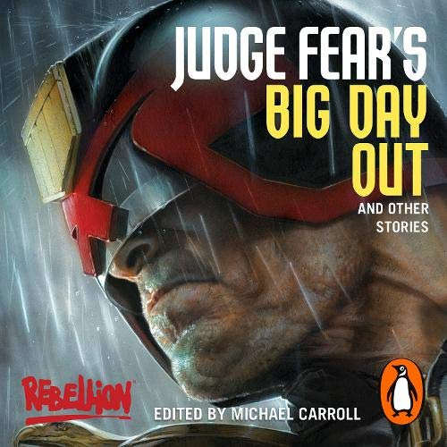 Judge Fear's Big Day Out and Other Stories cover art