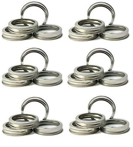 Mason Jar Replacement Rings