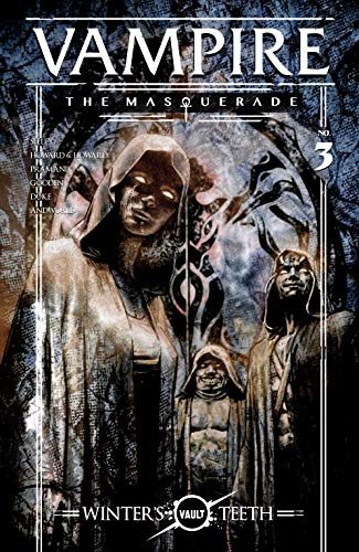 Vampire The Masquerade: Winter's Teeth #3 (English Edition)