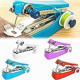 Best Handheld Sewing Machines - Handheld Sewing Machine, Portable Needlework Cordless Mini Hand-Held Review