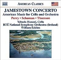 Jamestown Concerto: Works for