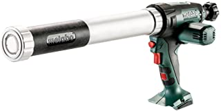 metabo 601207850 KPA 18 LTX 600 Bare Cordless Caulking Gun, 18 V